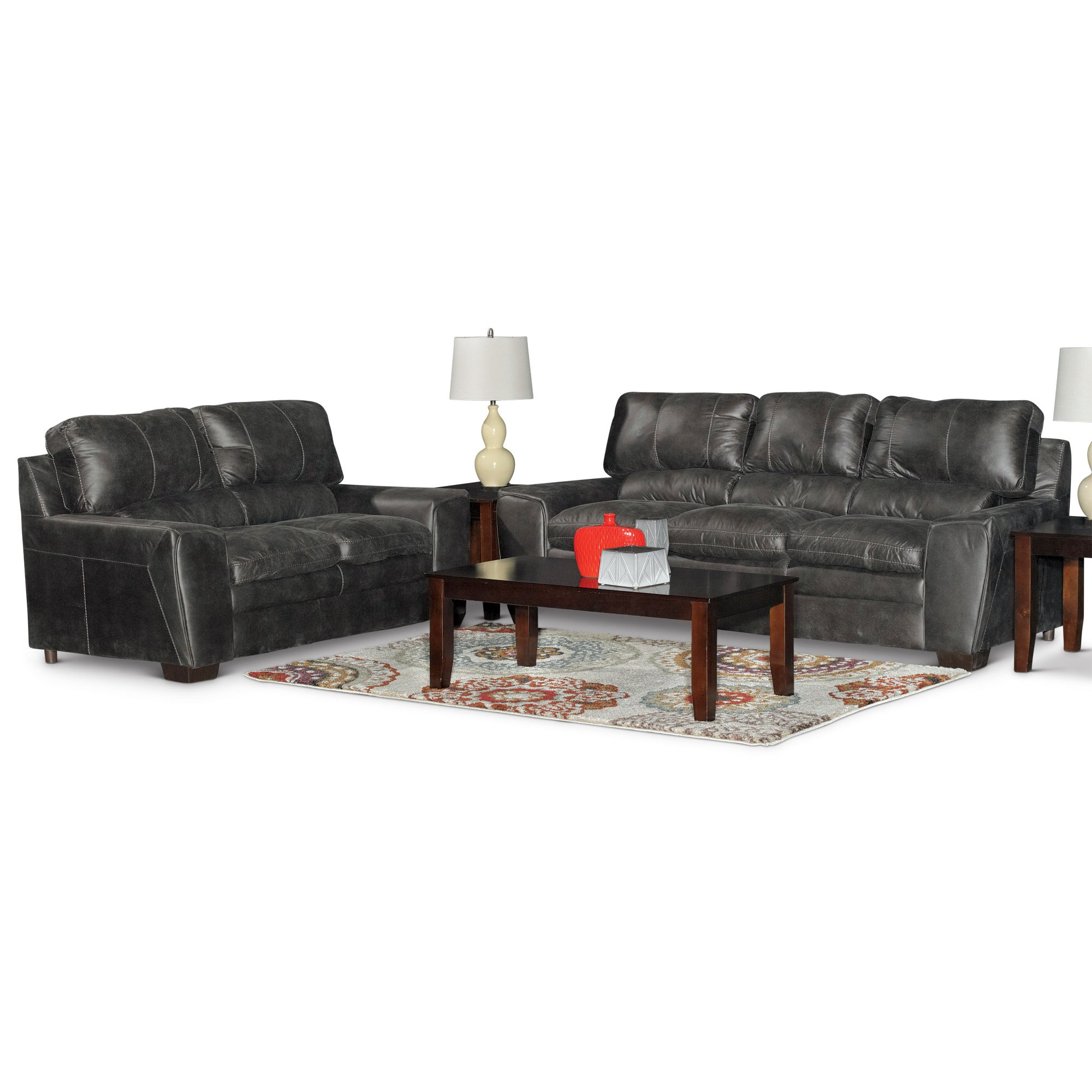 Sofa And Loveseat Impressive Inspiration Ashley Furniture Sofa And Loveseat Decoration Nolana