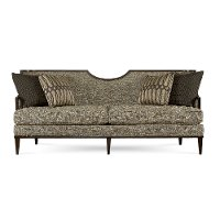 Modern Traditional Mineral Brown Sofa - Intrigue