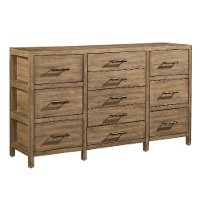 Magnolia Home Furniture Scaffold Dresser - Architectural