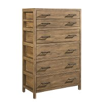 Magnolia Home Furniture Pine Chest of Drawers - Scaffold