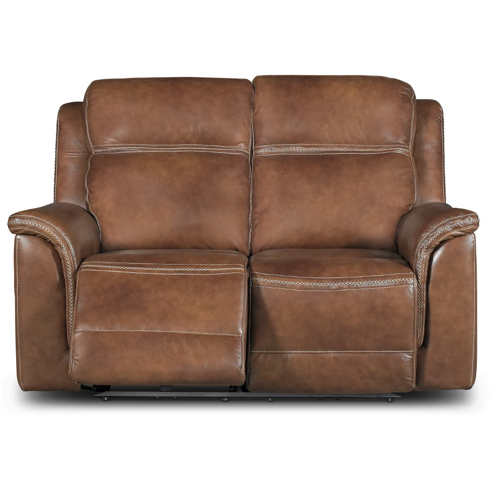 power contemporary boy seat z topstitch furniture loveseat with electric la full products reclining detailing time by love