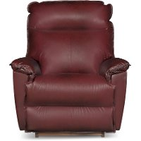 P10-706/LB148108 Sophia Wine Leather-Match Power Rocker Recliner - Jay