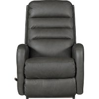 10-744/LB147779 Coffee Brown Leather-Match Manual Rocker Recliner - Forum