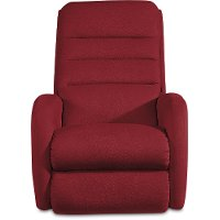 10-744/B144307 Andromeda Cranberry Red Manual Rocker Recliner - Forum