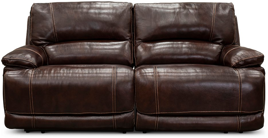 Burgundy 3 piece leather match power reclining console loveseat brant rc willey furniture store Burgundy leather loveseat