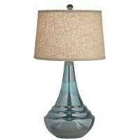 Blue Sublime Table Lamp