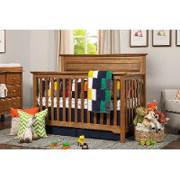 Chestnut Classic 4-in-1 Convertible Crib - Autumn