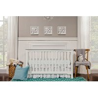 White Classic 4 In 1 Convertible Crib Autumn Rc Willey