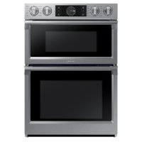 NQ70M7770DS Samsung 30 Inch Smart Combination Wall Oven with Microwave - 7.0 cu. ft. Stainless Steel