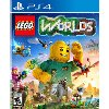 PS4 WAR 56180 LEGO Worlds - PS4