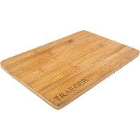 BAC406 Traeger Grills Magnetic Bamboo Cutting Board
