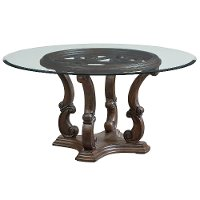 Havana Round Dining Table - Parliament Collection