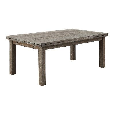 Weathered Pine Extension Table - Interlude II