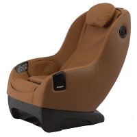 Icozy Dark Brown Masssage Chair