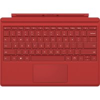 QC700005 Surface Pro 4 Type Cover - Red