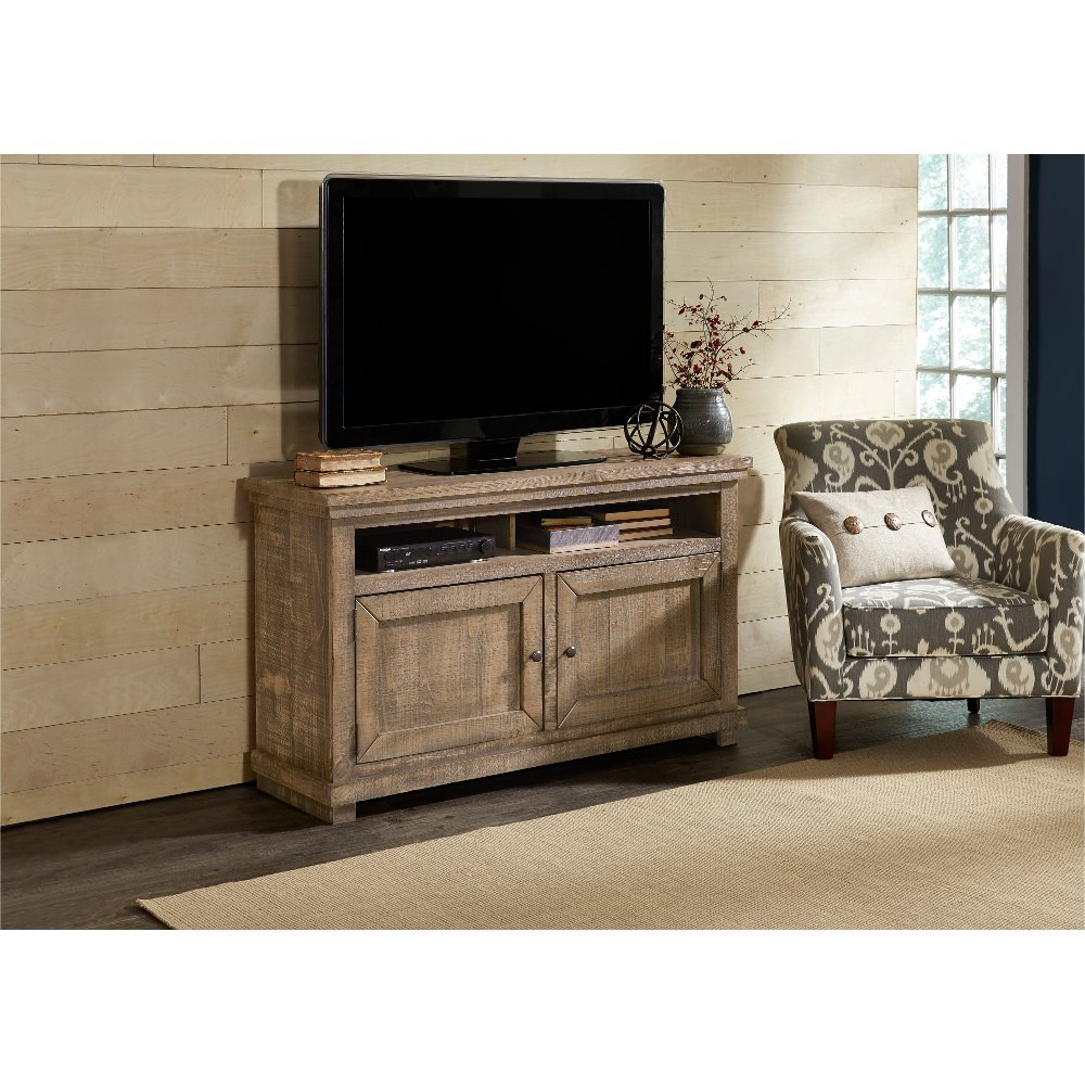 .  inch distressed gray tv stand  willow  rc willey furniture store