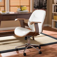 6948-RCW Two-Toned Office Chair - Rathbum