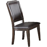 Tobacco Dining Room Chair - Montreal