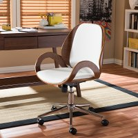 6949-RCW Two-Toned Office Chair - Watson