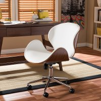 6947-RCW Two-Toned Office Chair - Bruce