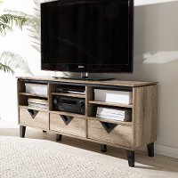 6608-RCW Modern TV Stand (55 Inch) - Wales