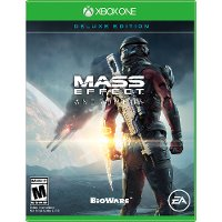 XB1 ELA 73650 Mass Effect: Andromeda Deluxe Edition - XBOX One