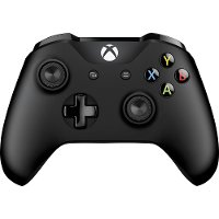 6CL-00001 Wireless Xbox One Controller - Black