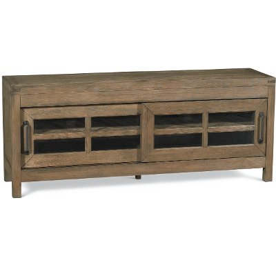 101914-110310 64 Inch Tan TV Stand - St. Croix