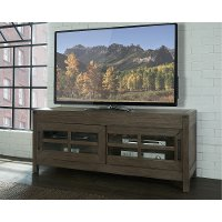 101914-110312 74 Inch Tan TV Stand - St. Croix