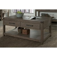 101919-110340 Tan Coffee Table - St. Croix