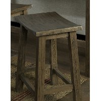 101916-110347 Tan Saddle Counter Height Stool - St. Croix