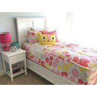 Beddy's Twin Cupcakes and Lemonade Bedding Collection