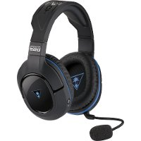 Turtle Beach Ear Force Stealth 520 Wireless DTS 7.1 Surround Sound Gaming Headset