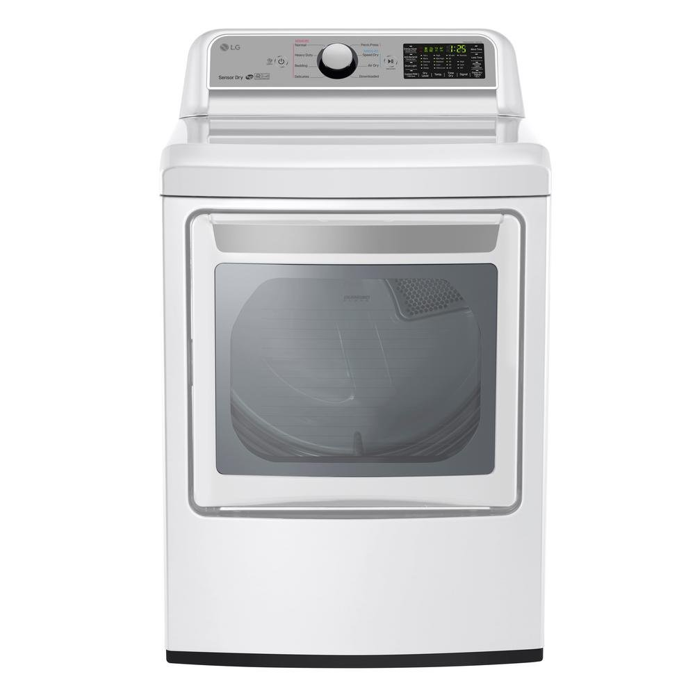 Rc Willey Dryer: LG Gas Washer And Dryer Kit - White