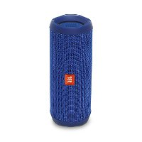 BLUE FLIP 4 SPEAKER JBL Flip 4 Waterproof Portable Bluetooth Speaker - Blue