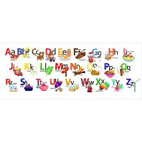 1171784 Alphabet with Pictures