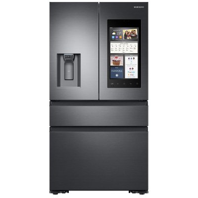RF23M8570SG Samsung 4 Door French Door Refrigerator With Family Hub 2.0 And  Recessed Handles Counter