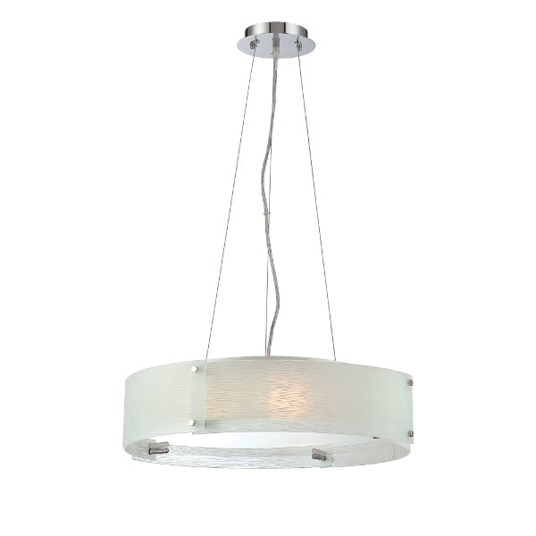 Contemporary 20 Inch Ceiling Lamp