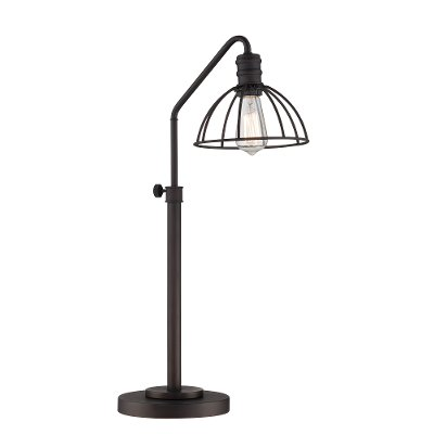Industrial Cage Desk Lamp Gaius RC Willey Furniture Store