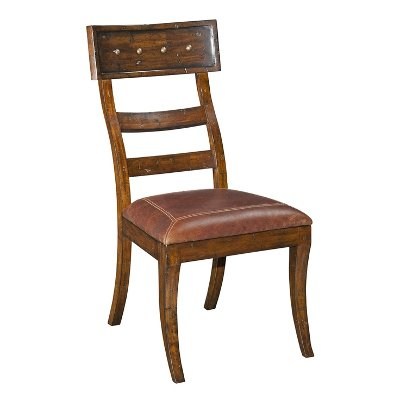 Dark Brown Dining Chair - Aspen