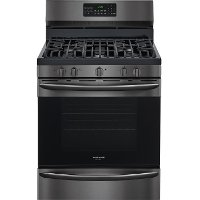 FGGF3059TD Frigidaire 5.0 cu. ft. Gas Range - Black Stainless Steel