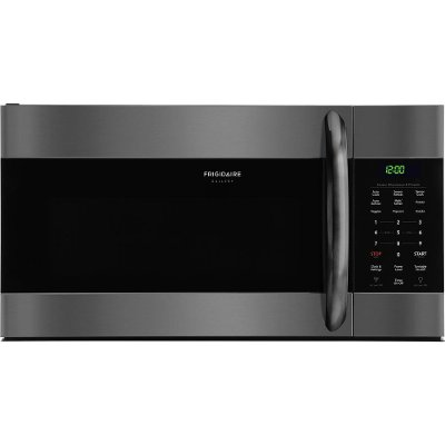 FGMV176NTD Frigidaire Gallery Over the Range Microwave - 1.7 cu. ft. Black Stainless Steel