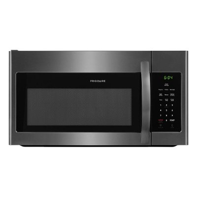 FFMV1645TD Frigidaire Over the Range Microwave - 1.6 cu. ft. Black Stainless Steel