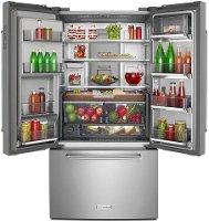 Krfc704fps Kitchenaid French Door Refrigerator 36 Inch Stainless Steel Counter Depth 3