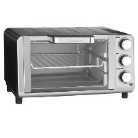 TOB-80N/TOASTER-OVEN Cuisinart Compact Toaster Oven Broiler