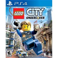 PS4 WAR 58021 LEGO CITY Undercover - PS4