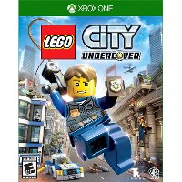 XB1 WAR 58020 LEGO CITY: Undercover - Xbox One