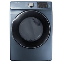 DVE45M5500Z Samsung Electric Dryer - 7.4 cu. ft. Azure Blue