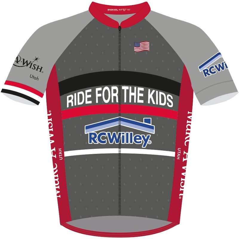 50 ride for the kids jersey rcwilley image1~800