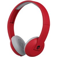 S5URHW-462 Skullcandy Uproar Bluetooth Wireless On-Ear Headphones - Ill Famed Red